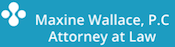 Maxine Wallace Law Firm Logo